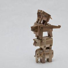 Beautifu puzzle toys / momosan via K&C