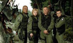 Stargate Sg1 Poster Standup 4inx6in