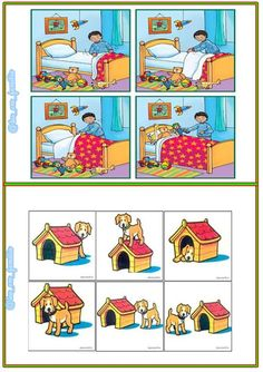 Sequencing Cards, Story Sequencing, Sequencing Activities, Montessori Activities, Speech Language Therapy, Speech And Language, Speech Therapy, Picture Composition, Social Skills Activities