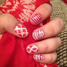 Image result for canada day nail art Canada Day, Nail Designs, Nail Art, Nails, Image, Beauty, Finger Nails, Ongles, Nail Desings
