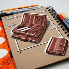 Tutorial : Product sketching & rendering 2018 on Behance Drawing Bag, Drawing Sketches, Sketching, Chair Drawing, Drawings, Bag Illustration, Sketches Of People, Mood Images, Industrial Design Sketch