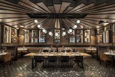 香港中環義式復古工業風餐廳 Spiga | 設計王