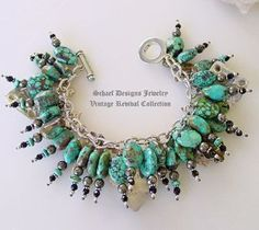 rocki gorman | Image detail for -Turquoise Bracelet with ... | Rocki Gorman Designs