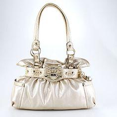 Have this one to! Kathy Van Zeeland  Crown Princess Belt Shopper