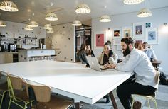 WeWork - London's South Bank Area - Officelovin