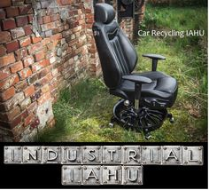 Car Recycling IAHU Beautiful armchairs car for exceptional people. If interested, please contact us.