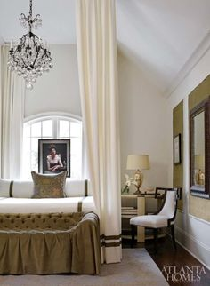 Gracious Guest Rooms | AH&L