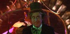 scary tunnel scene from willy wonka