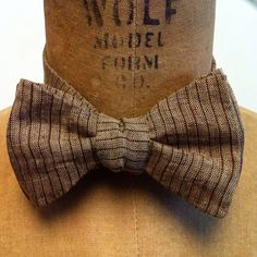 Mens / Boys Bow Tie  Geek Chic Number 46  by theHouseofLux on Etsy, $37.00
