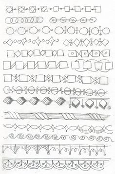 Everyday Artist: Travel Sketch Kit + Texas Travel Sketches.  Borders for sketches.