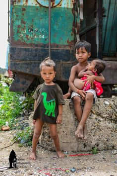 Poor but caring - Cambodia