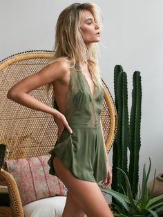 Keep Me Romper at Free People Clothing Boutique