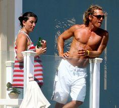 'Magic Mike' Star Matthew McConaughey Shirtless