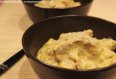 Profumo di cannella: Pollo al curry - la mia versione con latte di cocc...