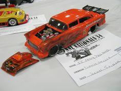 Chevy Prostock.