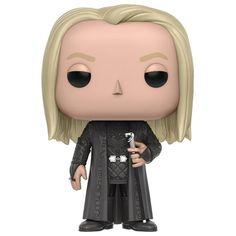 Figurine Lucius Malfoy (Harry Potter) - Funko Pop