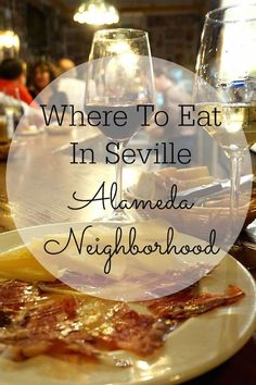 Seville is full of great places to eat, and each neighborhood has its own special offerings of tapas bars and restaurants to choose from. This is our guide as to where to eat in Seville's Alameda neighborhood.