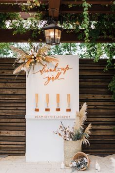 Tap Room, Homemade Beer, Wedding Wall, Beer Taps, Welcome To The Party, Wedding Event Planner, Wedding Weekend, Decoration, Bar Wedding Ideas