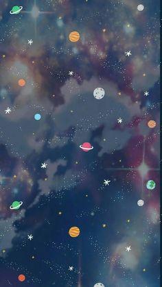 Tumblr Wallpaper, Wallpaper Pastel, Iphone Background Wallpaper, Aesthetic Pastel Wallpaper, Kawaii Wallpaper, Cartoon Wallpaper, Iphone Backgrounds, Mobile Wallpaper, Fundo Hd Wallpaper