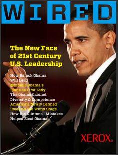 Barack Obama será jefe de redacción de la revista Wired