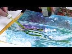 Encaustic Art Around Australia - Margaret Harvey - YouTube