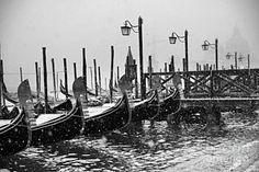 Venice Photograph - Winter In Venice by Yuri Santin