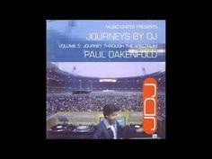 Paul Oakenfold-Journeys by Dj - Volume 5