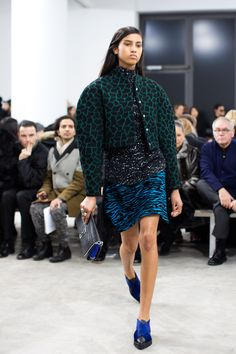 Proenza Schouler Fall/Winter 2014, Great Prints