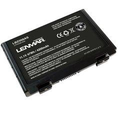 Lenmar Battery for Asus Laptops - Black (LBZ358AS)