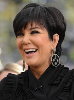 Kris Jenner Hair Cut Back View | click to view comments view comments