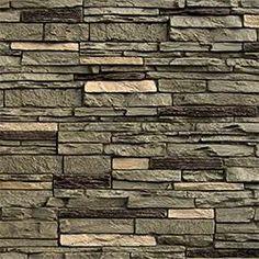 "StoneWorks Faux Stone Siding - Limestone Stony Buff / Panel 48""x15 1/2""x1 1/2"" Backsplash Arabesque, Easy Backsplash, Peel N Stick Backsplash, Travertine Backsplash, Beadboard Backsplash, Herringbone Backsplash, Mosaic Backsplash, Black Backsplash, Kitchen Backsplash"
