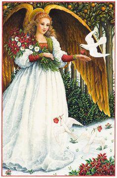 Ange de Noël - Lynn Bywaters