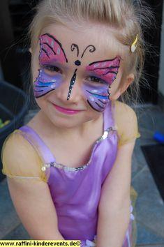 die  besten bilder von kinderschminken einfach