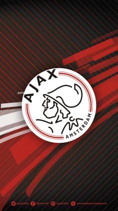 #AJAX • LigraficaMX 160214CTG(1) Fifa Football, Football Team Logos, Sport Football, Fukuoka, Amsterdam Wallpaper, Soccer Backgrounds, Afc Ajax, Tottenham Hotspur Fc, Football Wallpaper