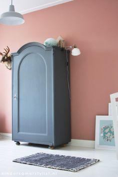 Prachtige kleur voor een kast! | kinderkamerstylist.nl