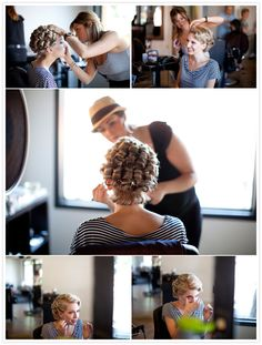 getting ready photos!! must have!