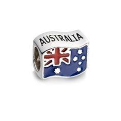 Pingente Bandeira da Austrália Life