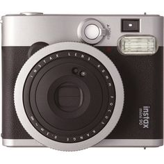 Fuji Instax mini 90 Neo Classic Instant Film Camera Fujifilm!!!! The picture opportunities with this!!!
