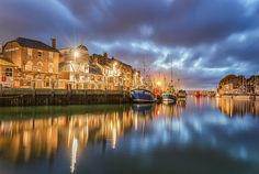 Weymouth Harbour At Dawn | Martin Dolan | Flickr