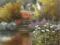 Image detail for -Kent Wallis Art Prints and Posters Custom Framed and Matted