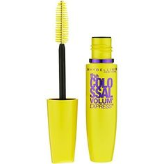 b3aaf7d0d0b Colossal lashes in only one go! Provide your eyelashes the amount they  deserve with Maybelline