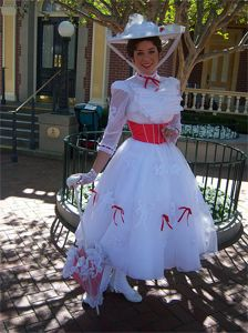 Mary Poppins  #literary #costumes #halloween