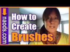 How to Create Brushes in Photoshop Elements - YouTube