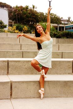 Dance Photoshoot in San Diego with Danielle!