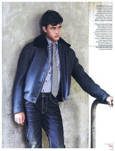 Xavier Serrano is Casual Chic for Icon Magazine image Xavier Serrano Icon Fashion Editorial 007