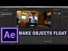 Make Things Float in After Effects - YouTube