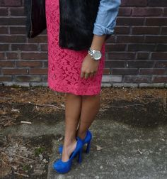 Sprung on lace #TargetStyle
