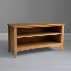 Buy John Lewis Alba Shoe Bench Online at johnlewis.com