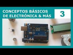 Conceptos básicos de electrónica, ley de Ohm y la analogía del agua (Curso de Arduino #3) - YouTube