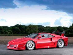 Ferrari 288 GTO Evoluzione. I my opinion, one of the most badass Ferraris ever… - https://www.luxury.guugles.com/ferrari-288-gto-evoluzione-i-my-opinion-one-of-the-most-badass-ferraris-ever/